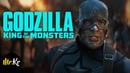 Avengers Endgame Godzilla King of the Monsters Style
