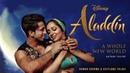 Disney's Aladdin Kathak Fusion   Svetlana Tulasi Kumar Sharma   A Whole New World