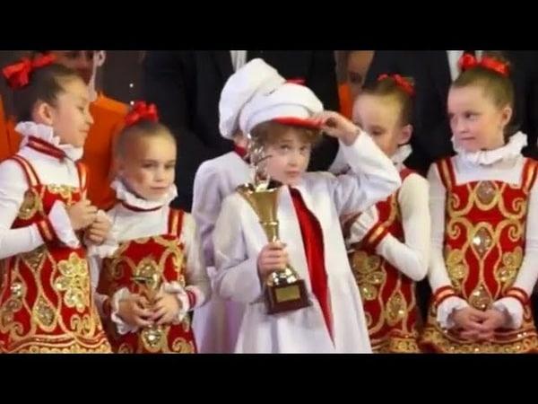 Рутгер Гарехт и группа Сказка Танец Маруся Фест Адмиралтейская звезда Уфа 2014