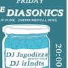Soul Sonic Friday.The Diasonics, live funk+vinyl