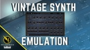 Obsession OB Xa Vintage Synth Emulation VST Plugin Tutorial Review