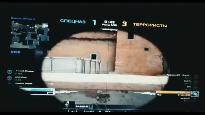 CS:GO ACE! 1VS5