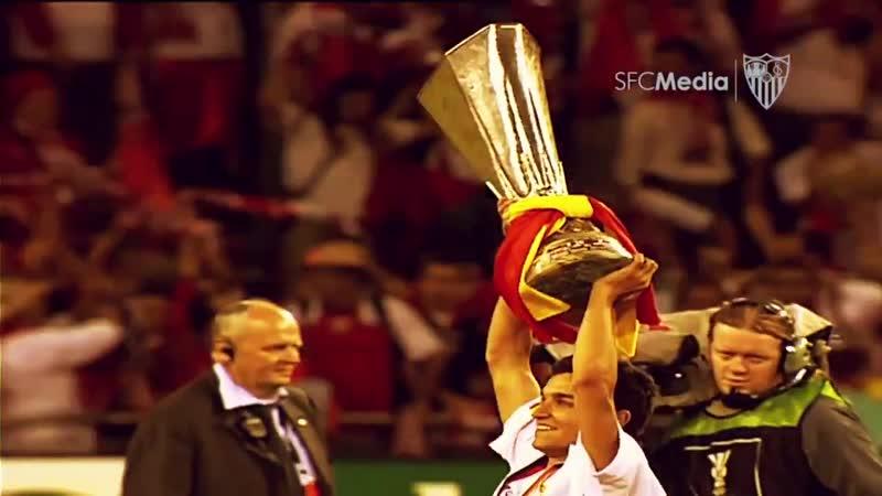 Medio millar de veces Jesús Navas: nuestro capitán cumple su partido 500 con el Sevilla FC