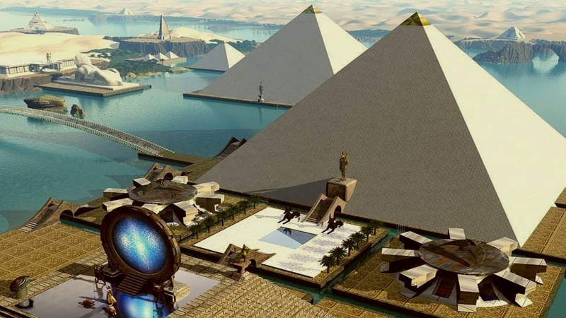 El Verdadero Propósito de las Piramides FINALMENTE DESCUBIERTO Tecnología Antigua Avanzada