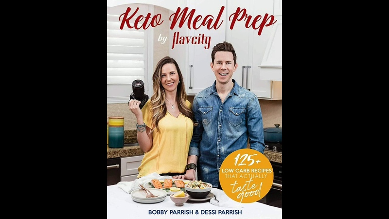 Keto Meal Prep by FlavCity