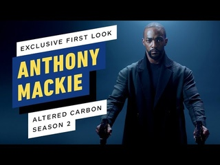 Altered Carbon Season 2: Exclusive First Look at Anthony Mackie as Takeshi Kovacs