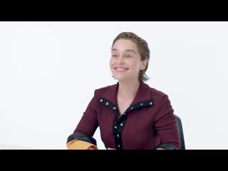 Emilia clarke tries 9 things she's never done before allure