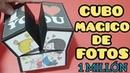 CUBO MAGICO de FOTOS magic cube