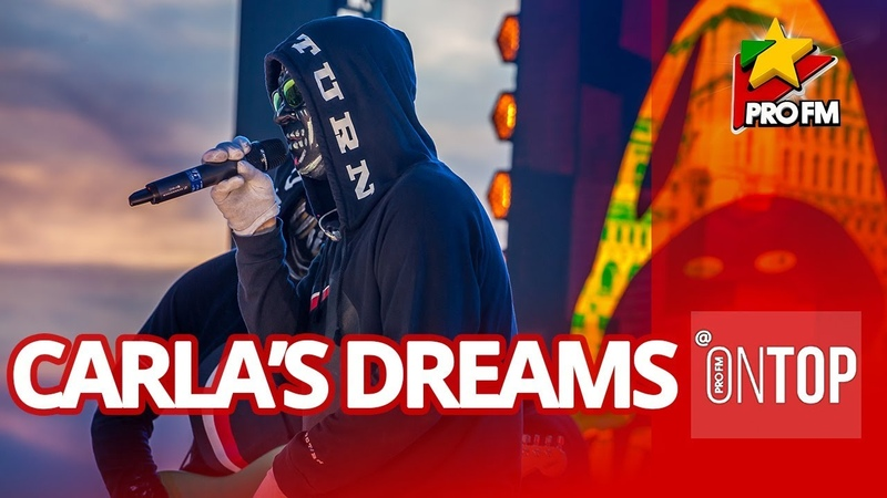 Carla's Dreams Luna LIVE @ ProFM ONTOP 2019