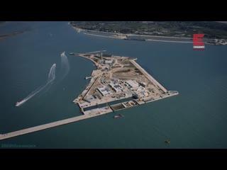 Строительство гигантов (04). Подводная дамба в Венеции (Научно-познавательный, исследования, 2017)