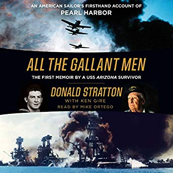 All the Gallant Men: An American Sailor's Firsthand Account of Pearl Harbor - Donald Stratton, Ken Gire