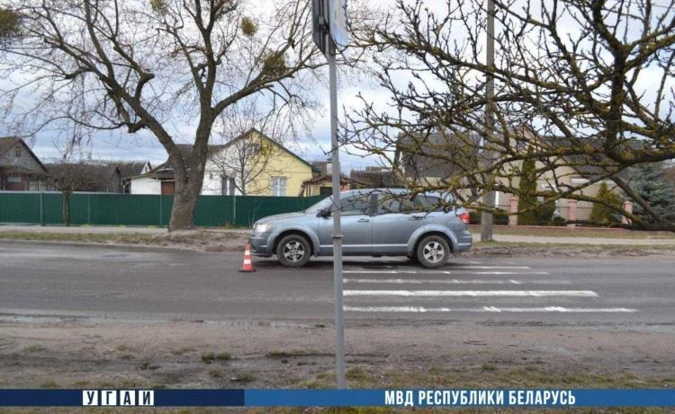 В Бресте на ул.Белорусской 62-летний водитель «Додж» сбил на переходе 77-летнюю горожанку