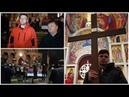 Beograd: Studenti marširaju 70 kilometara - ne daju da se od svetinja prave kockarnice