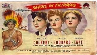 Sangre en Filipinas (1943)