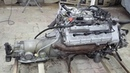 My AMG Motor M117 6.0L - 4V 283 kW 385PS - 550