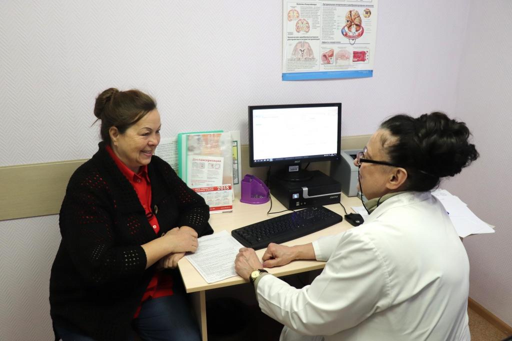 Кузбассовцам напоминают о необходимости регулярного прохождения диспансеризации.