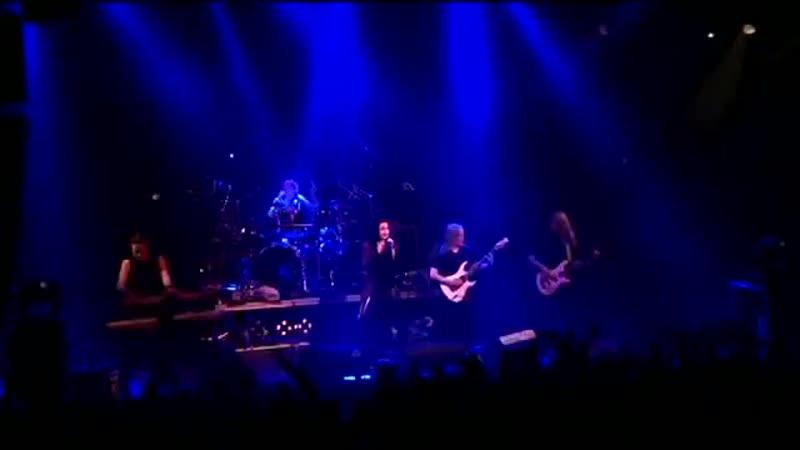 Nightwish She is my sin Live Floor Tarja duet