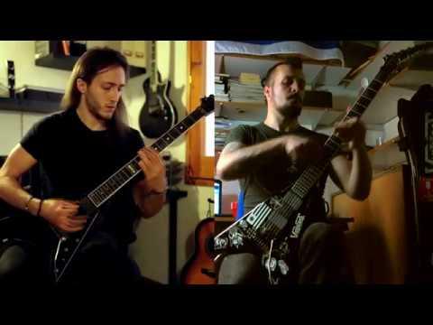 VIOLBLAST - Painless (Guitar Playthrough)