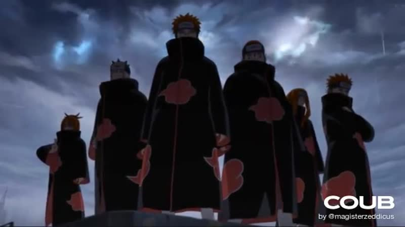 Courtesy Choir Only w Thunder Naruto Shippuden ¦ by A T Rips