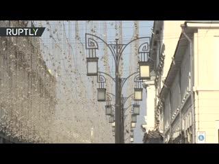 Самоизоляция в Москве: как выглядит центр столицы после введения ограничений из-за коронавируса