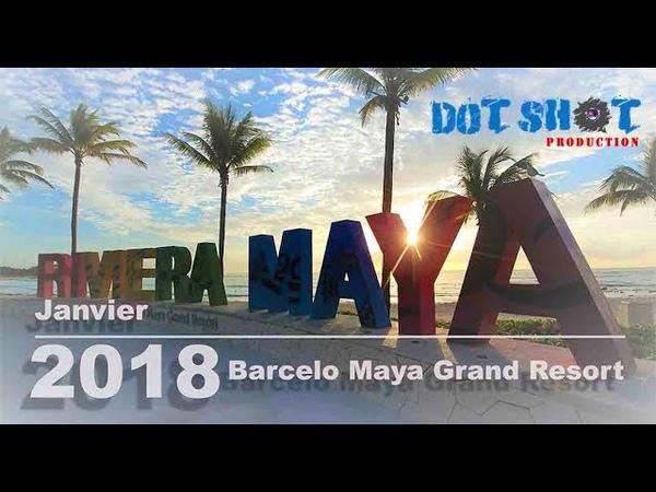Barcelo Maya Grand Resort - Tropical - Riviera Maya - January