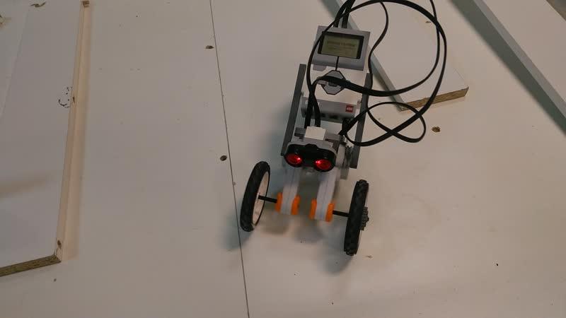 15.10.19 - Занятия по робототехнике - Видео 13