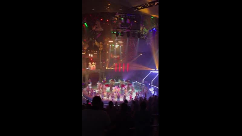 Владивостокский цирк 2019