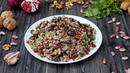 Как приготовить салат Лобио с гранатом Рецепты от Со Вкусом