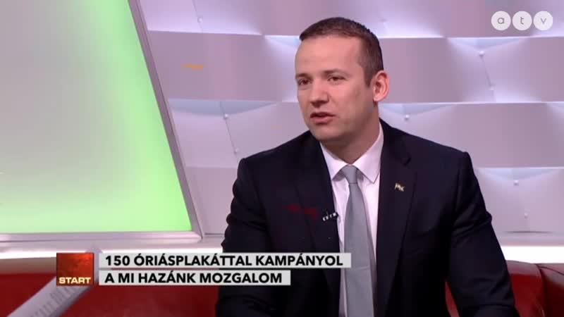 Toroczkai az ATV-seknek hatalmas meglepetés fogja Önöket is érni május 26-án