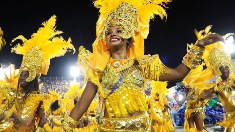 Изнанка карнавала в Рио де Жанейро и парад грязи в Парати Бразилия Мир наизнанку 10 сезон 36 выпуск