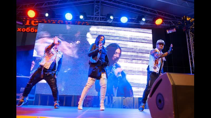 Концерт группы Краски в парке Кырлай в Казани 11 и 16 августа
