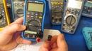 EEVBLOG UEI 121GW Part 3, Voltage, Current AC DC, Capacitors