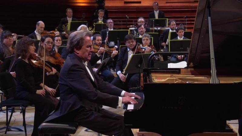 Beethoven Concerto pour piano et orchestre n°1 en ut majeur op 15 par Rudolf Buchbinder