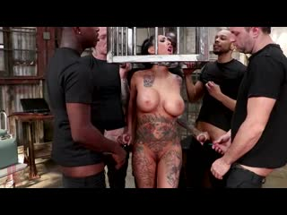 Lily Lane  Bound GangBangs [BDSM, porno, Sex, kinky, hard, rough, бдсм, секс, порно, хард, жестко]
