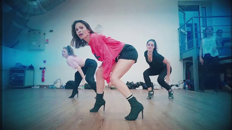 MOTIVATION BY NORMANI - By Charlotte Baret HEELS CHOREOGRAPHY