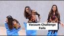 Crazy Vacuum Challenge Fails Trending On Internet Kiki Challenge Vs Vacuum Challenge