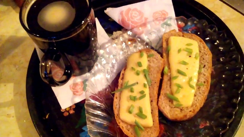 ЕДА И ...Самый быстрый бутерброд. Горячий...и в рот!