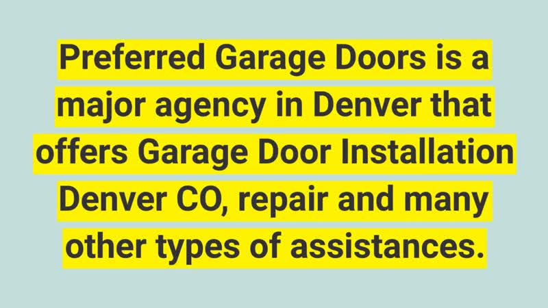 Preferred Garage Doors