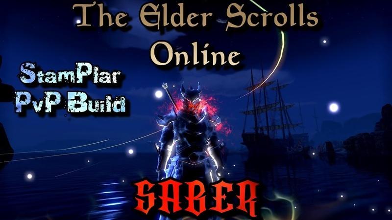 Stamina Templar PvP Duel/World Saber Build Gameplay / TESO / Scalebreaker