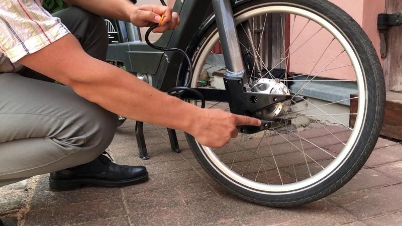 Kuidas kasutada rattaringluse lisalukku