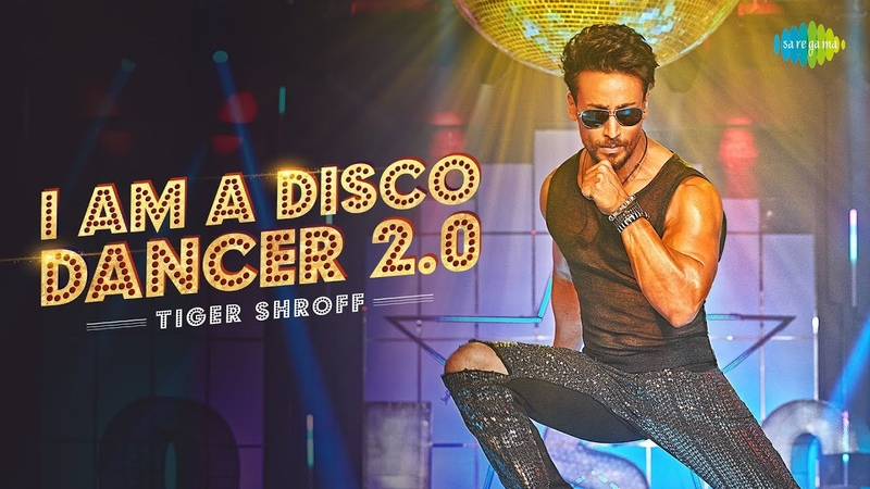Tiger Shroff I Am A Disco Dancer 2 0 Benny Dayal Salim Sulaiman Bosco Official Music Video