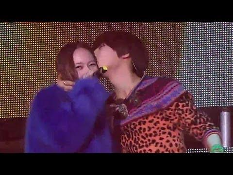 SHINee f x VS Secret B.A.P 샤이니 에프엑스 VS 시크릿 B.A.P KMF 2012