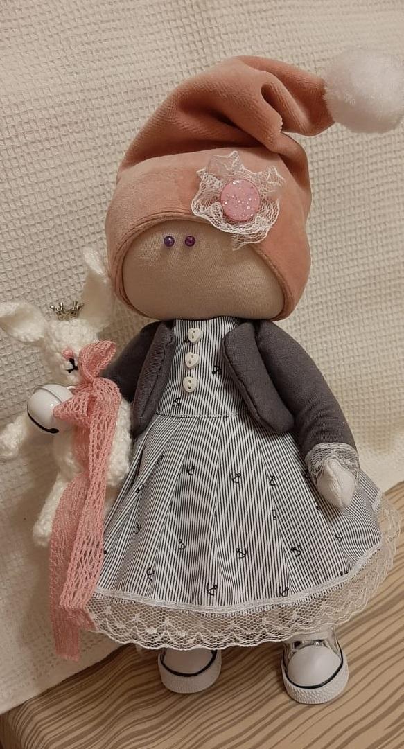 Делаем куклу вместе с Анной Вальковой, изображение №19