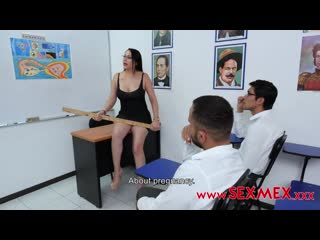 Perverted Teachers Chap. 5 - Pamela Rios (SexMex)   Училка Latinф Ass Porn Sex Balık Etli Öğretmen Altyazılı Porno - 31Vakti