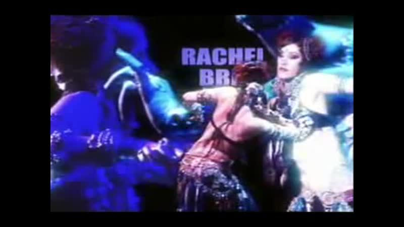 TRIBAL Rachel Brice tribal fusion bellydance