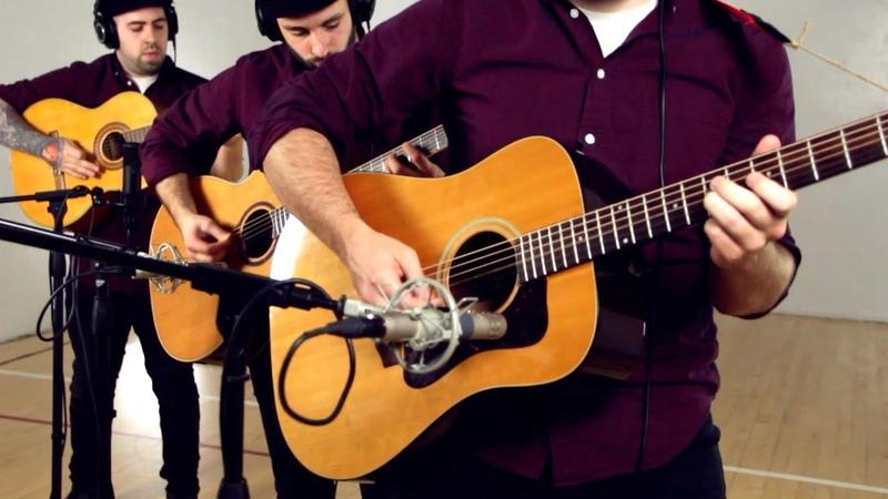Rain (Live Acoustic) - Rob Scallon, Jeff Linville Dave Dunsire