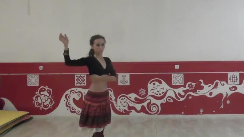 ОльКа, танец-импровизация 15 сентября 2017