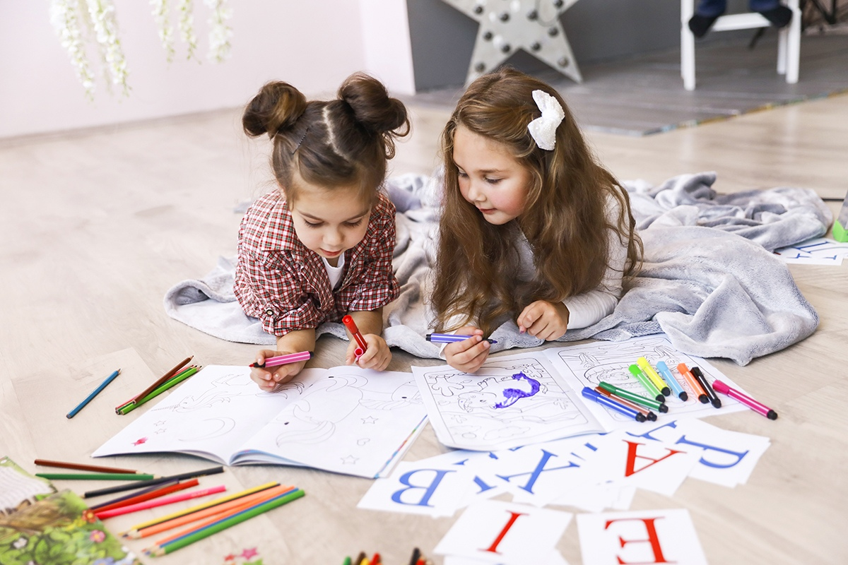 Как выучить с ребенком алфавит