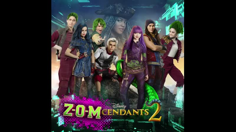 Descendants 2 and Z-O-M-B-I-E-S