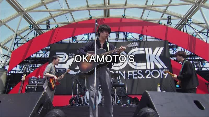OKAMOTOS - ROCK IN JAPAN FESTIVAL 2019 DAY-1